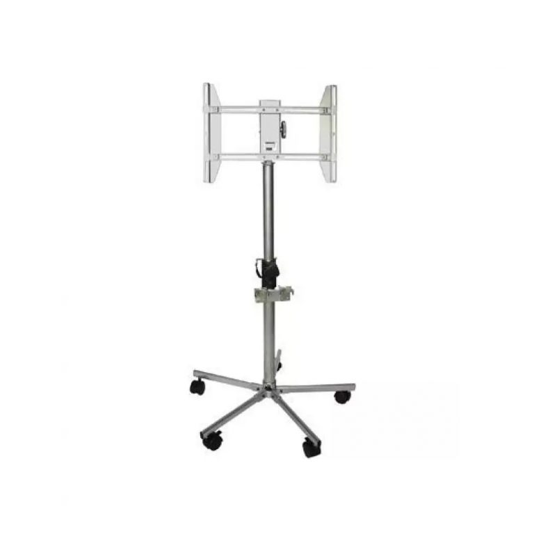 W&H LCD Stand 14 to 32 / 25KG – LCD-32F with double mic holder