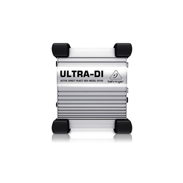 Behringer DI100 Ultra DI Box