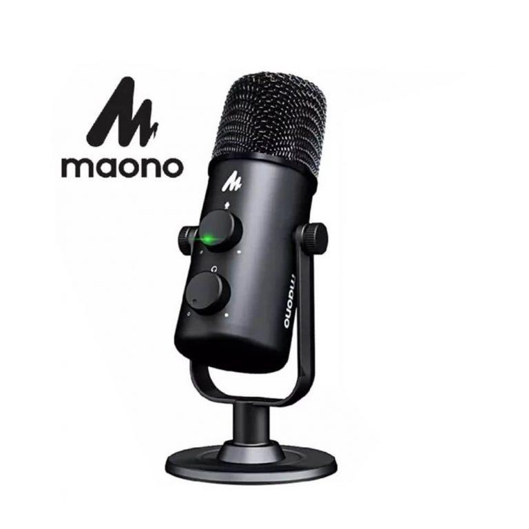 MAONO USB Microphone Omnidirectional Studio Microphone Professional Condender Microphone Computer Mic for Youtube Podcast Gaming AU903