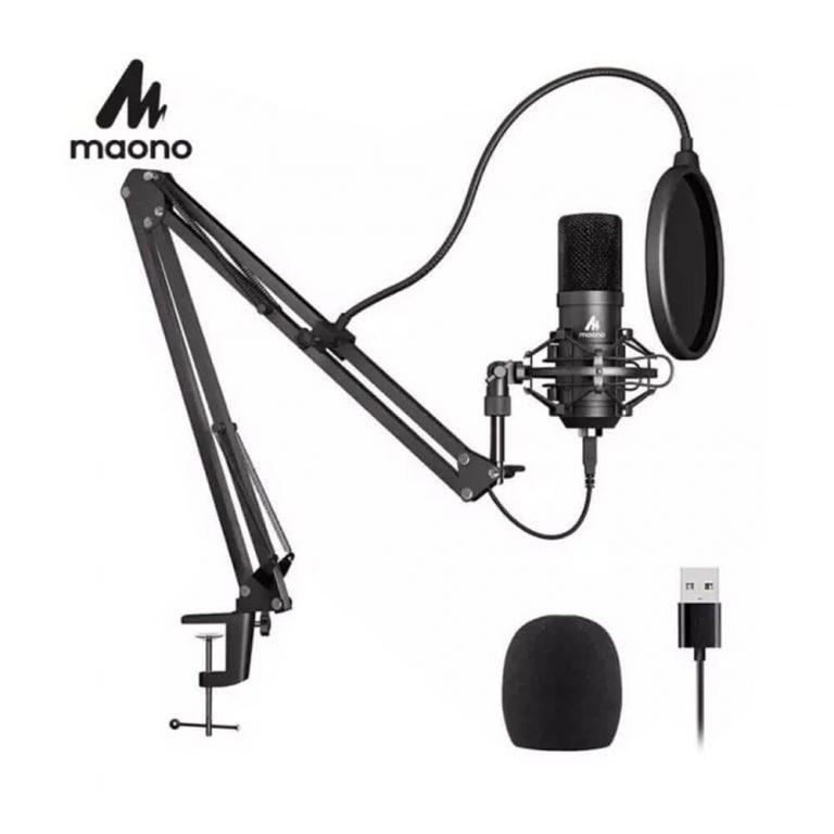 Maono USB Microphone Kit 192KHZ/24BIT Plug & Play MAONO AU-A04