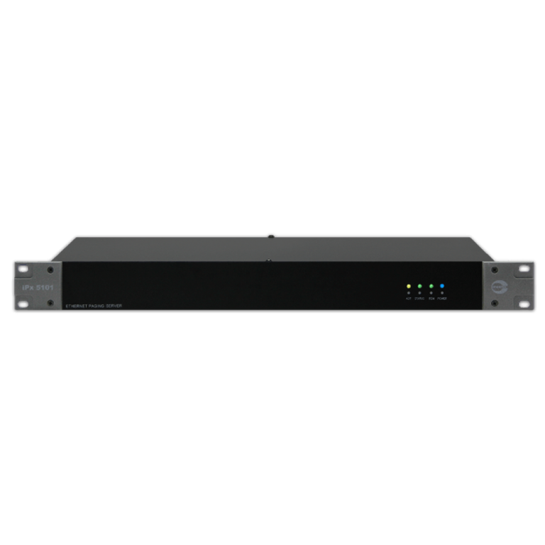 iPX5101 Ethernet Paging Server