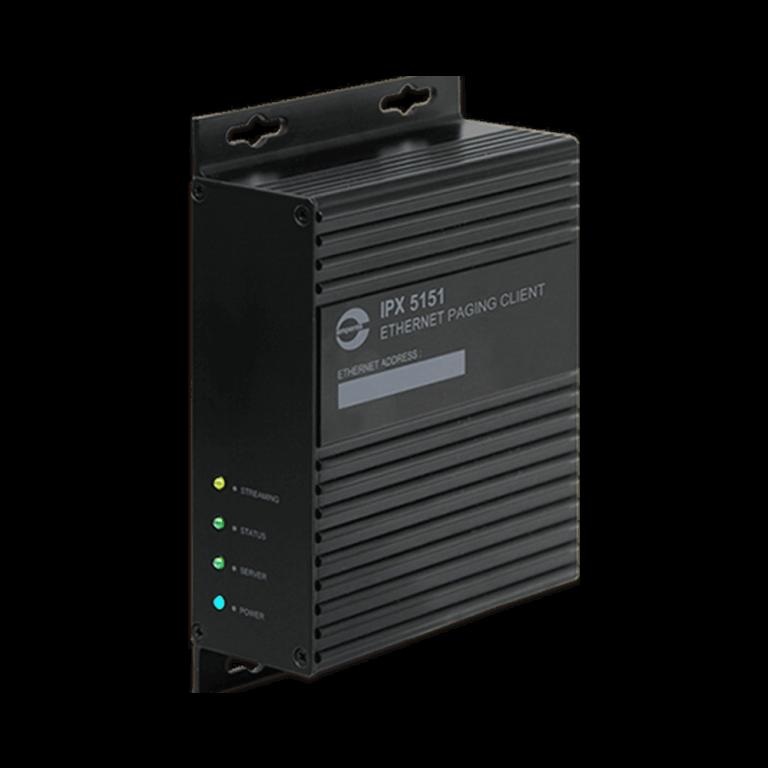 iPX5300 Ethernet Music Client