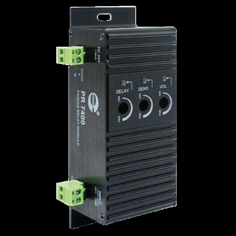 PR7400 Remote Paging Override Module
